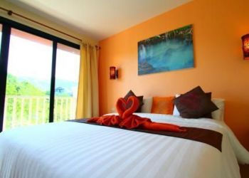 Hotel Ao Nang Beach, Noppharatthara Beach Road 145 M.3, Hotel Srisuksant Resort***