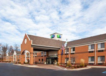 8285 Movie Dr, Brighton, Holiday Inn Express Hotel & Suites