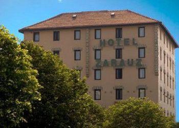 Nafarroa Kalea, 26, 20740 Zarautz, Hotel Arocena***