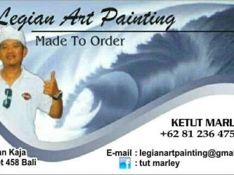 Legian Art Painting Various