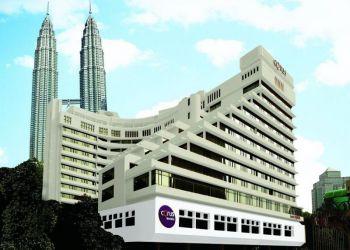 Hôtel Kuala Lumpur, Jalan Ampang, Hotel Corus****