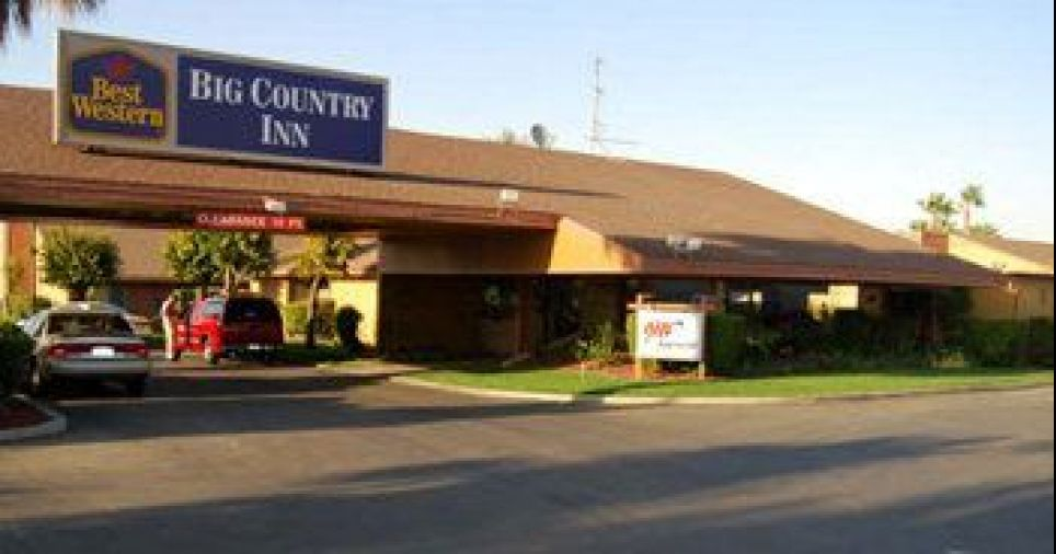 Best Western Big Country Inn, 25020 W Dorris Ave, California
