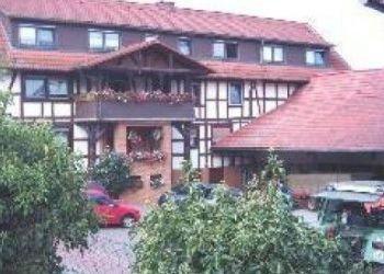 Privatunterkunft/Zimmer frei Vöhl, Bauernhofpension Büchsenschütz