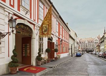Hotel Budapest, Fortuna u. 4, Hotel St. George Residence All Suite  DeLuxe*****