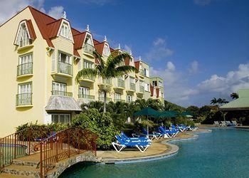 Hotel Gros Islet, Rodney Bay Village, Hotel Coco Palm****