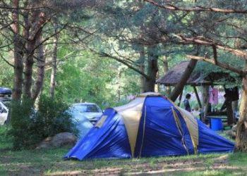 Ferienhaus Ziemupe, Kaleji, camping