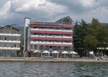 Hôtel Ohrid, Kej Marsal Tito 55, Hotel Tino****