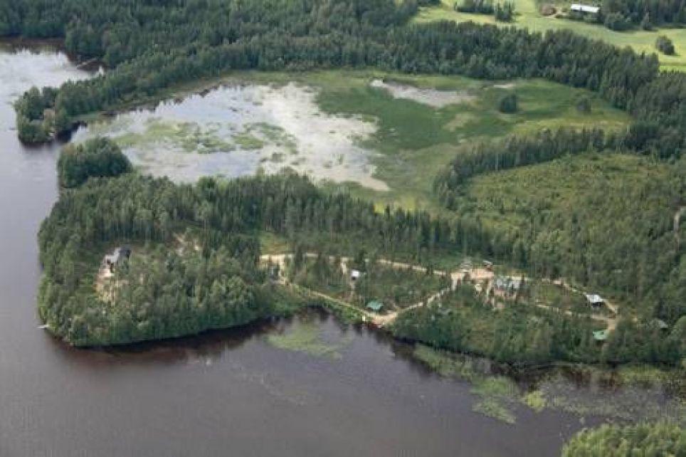Tuomarniemi Cottages, Polvijärventie 116, 83500 Outokumpu