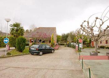 Hotel A Guarda, Salcidos, Santa Tecla