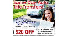 Texas Title Express