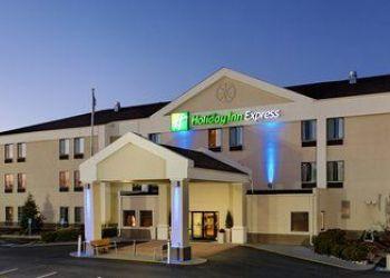 Hotel Illinois, 2179 E 5th St, Holiday Inn Express
