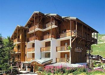 Montée du Rosset, 73320 Tignes, Hotel Le Gentiana***