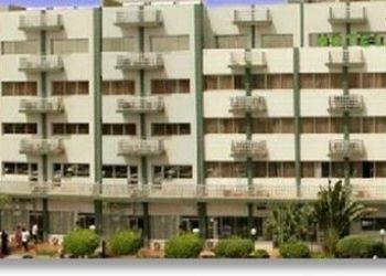 Hotel Ouagadougou, Avenue Kwame Nkrumah, Hotel Palm Beach