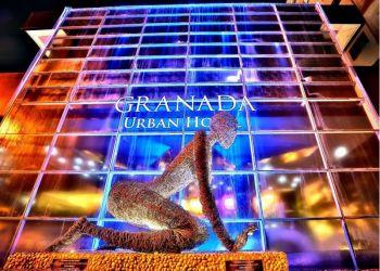 Hotel Panama City, El Cangrejo; Calle Eusebio A, Morales, Hotel Riande Granada***