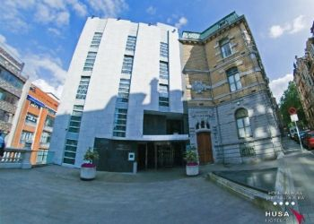 Hotel Bilbao, C/ San Vicente, 6, Hotel Spa Husa Jardines de Albia