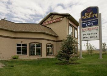 Hotel Dawson Creek, 500 Highway 2, Best Western Dawson Creek Inn 3*