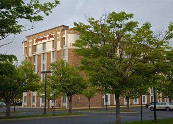 1 Hilton Ct, 7054 Parsippany-Troy Hills Township, Hotel Hampton Inn Parsippany**
