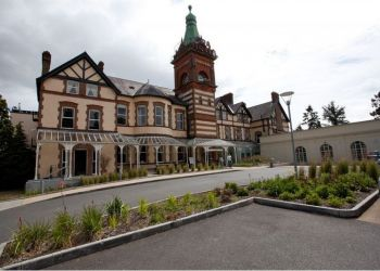 Hotel Lucan, N4, Junction 4A, Hotel The Lucan Spa**