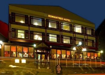 Hotel Oban, 2 George Street, Hotel Rowantree***