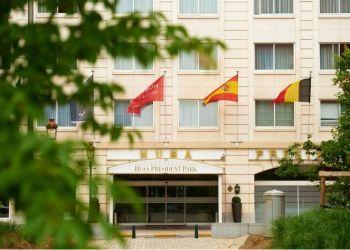 Albergo Brussels, 44 Blvd Du Roi Albert II, Hotel Husa President Park****