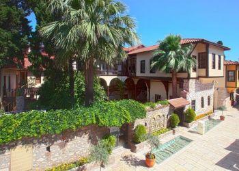 Hotel Antalya, Barbaros Mah Hesapci Sokak 30,, Hotel Alp Pasa***