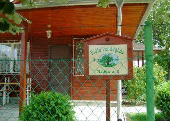 Nádas u. 6., 6328 Dunapataj Szelidi-tó, Diófa Vendégház