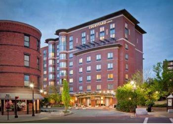 Hotel Coolidge Corner, 40 WEBSTER STREET, COOLIDGE CORNER, BROOKLINE, BROOKLINE, 02446, Courtyard Boston Brookline