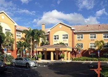 Hotel Plantation, 7755 Sw 6th St, Hotel Extended Stay America Fort Lauderdale - Plantation