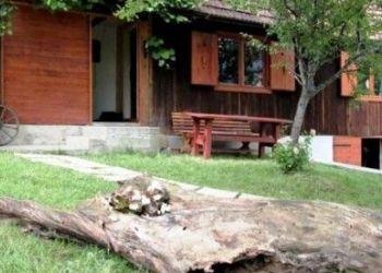 Velika Lešnica, Velika Lešnica, Etno kuća gorski raj