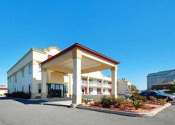 Hotel Georgia, 1209 St Augustine Rd, Rodeway Inn Valdosta
