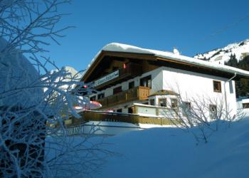 Ferienhaus Nesselwängle-Haller, Gaicht 20, Ferienwohnung Gasthof Klausenstüberl