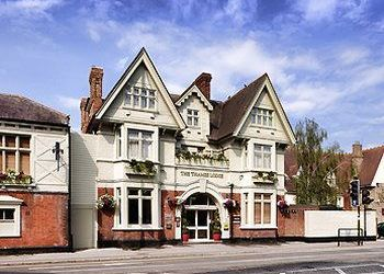 Hotel Staines, Thames Street, Hotel Mercure London Staines***