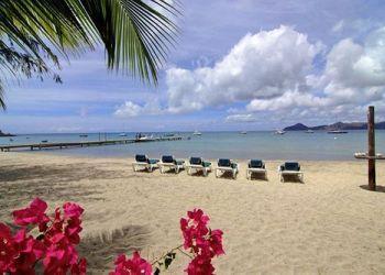 Hôtel Newcastle, Oualie Beach,, Hotel Oualie Beach**