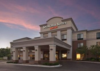 Hotel Michigan, 111 S Market Pl Blvd, SpringHill Suites by Marriott