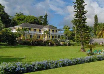 Hôtel Basseterre, Ottley's Village, Hotel Ottley`s Plantation Inn****