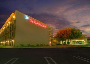 Hotel Desert View Highlands, 300 W Palmdale Blvd, , The Palmdale Hotel
