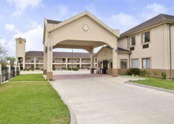 5550 Homestead Rd, 77028 Houston, Hotel Super 8 Houston Downtown I-610**
