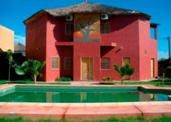 Albergo Tchirozerine, Niger, Hotel Relais Du Sahel