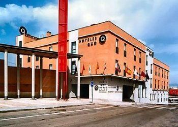 Hotel Tres Cantos, Plaza de la Estacion, 2, Hotel Quo Fierro****