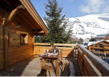 Wohnung Les Deux Alpes, Avenue de la Muzelle, Chalet Les Alpages