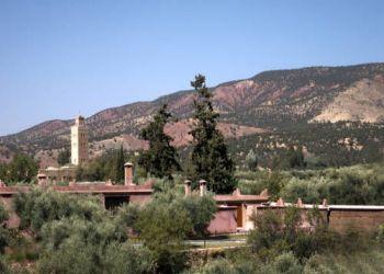 Hotel Ouirgane, Route D'amizmiz Par Asni - Marigha, L'oliveraie De Marigha