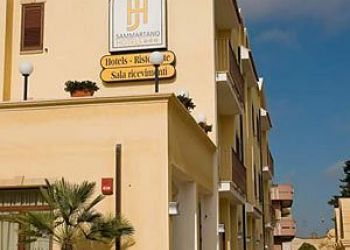 Contrada Strasatti 708/N, 91025 Marsala, Hotel Sammartano***