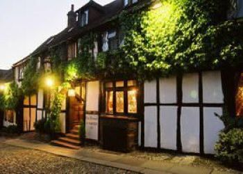 Hotel Rye, Mermaid Street, Hotel Mermaid Inn***