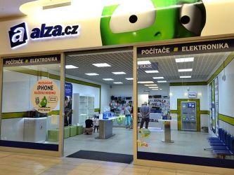Alza Kladno Bitcoin ATM, Shop