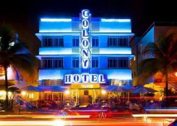 Hotel Miami Beach, 736 Ocean Dr, Hotel Colony***
