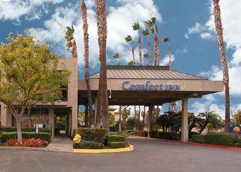 Hotel Box Springs, 1590 UNIVERSITY AVE., RIVERSIDE, 92507, Comfort Inn University