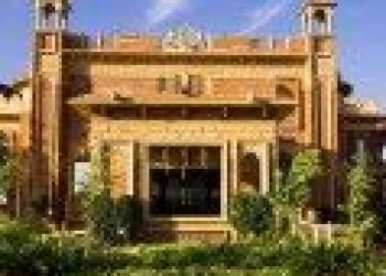Chopasni, Jhālāmand, Marugarh Jodhpur Hotel 3*
