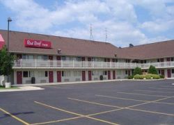 Red Roof Inn Ann Arbor, (U of M - South) 3505 S State St, Michigan