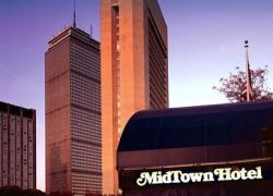 Hotel Boston Midtown*** 220 Huntington Ave, 2115 Boston