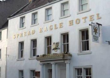Hotel Jedburgh, 20 High Street, The Spread Eagle Hotel